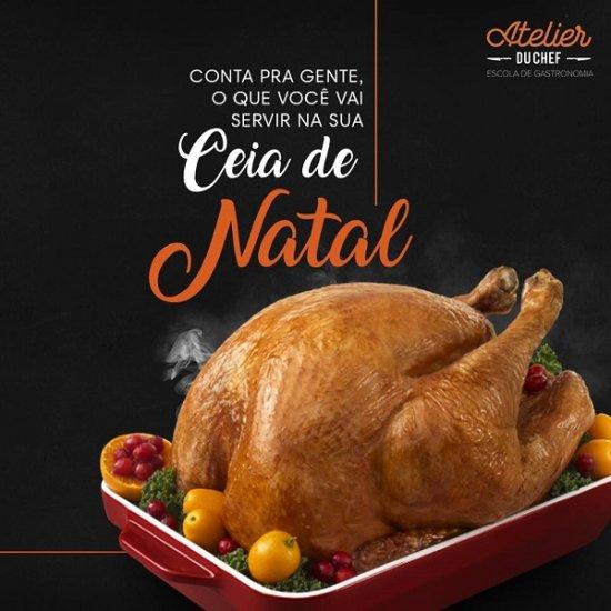 Curso de Gastronomia em Ponta Grossa [ceia de natal].jpg